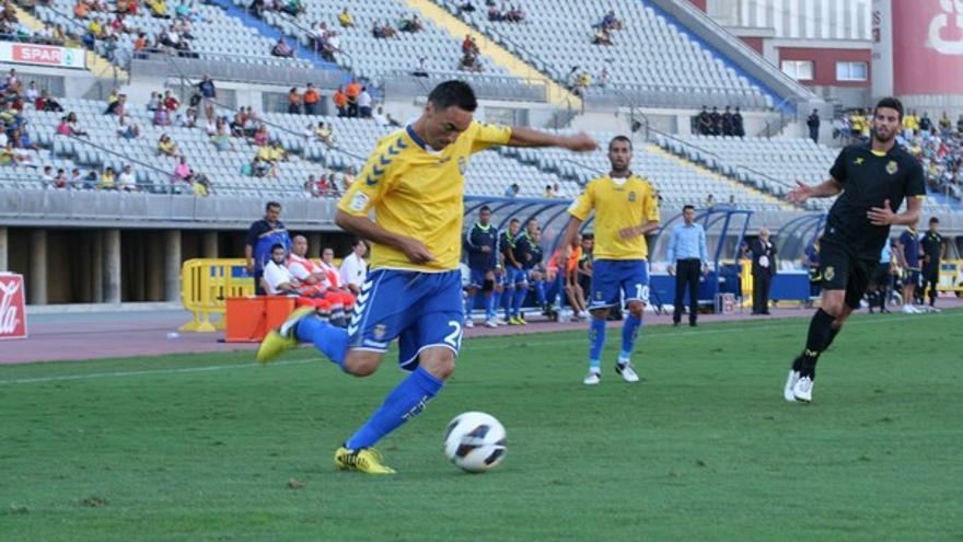 Del UD Las Palmas-Villarreal #14