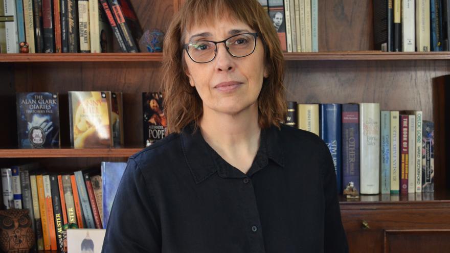 Sandra Pitta, científica y precandidata