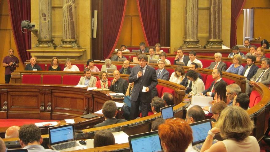 """Puigdemont sobre el juicio del 9N: """"Tenemos que irnos lo antes posible ante un Estado así"""""""