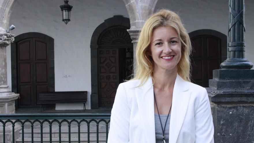 Virginia Espinosa es concejal de Cultura y Fiestas.