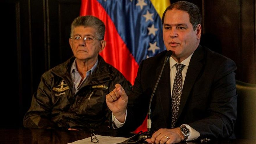 La oposición venezolana sigue reacia a un nuevo diálogo con el Gobierno y reitera sus demandas