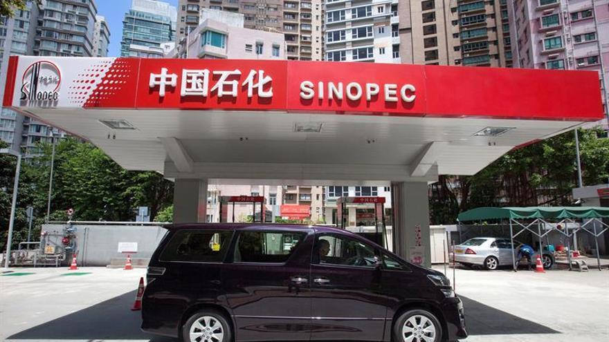 Sinopec presenta una demanda arbitral a Talisman (Repsol) por 4.900 millones