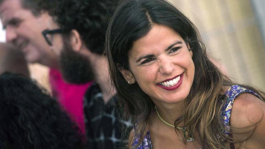 """Teresa Rodríguez ve """"legítimo"""" 1-O y sitúa al 28-F andaluz como """"precedente"""""""