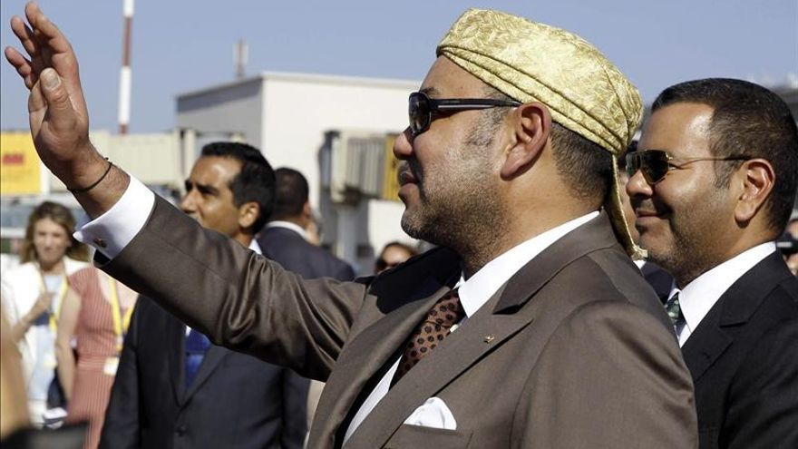 Marruecos celebra hoy el 50 cumpleaños del rey Mohamed VI