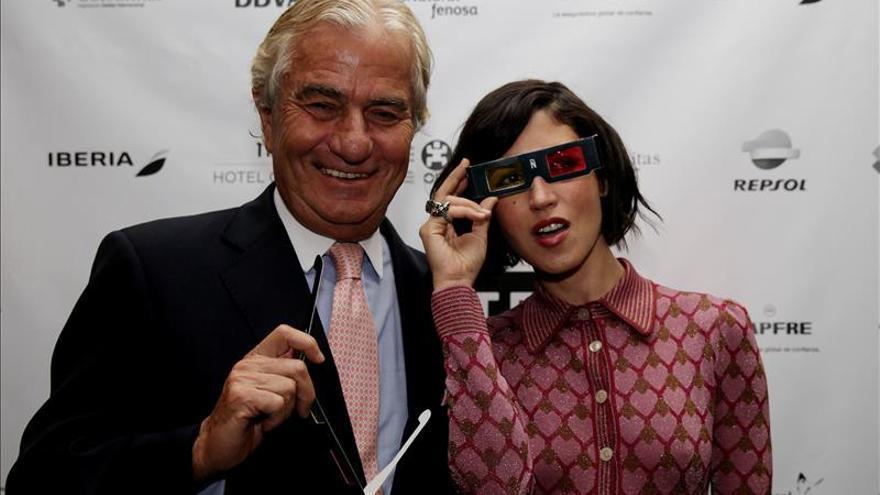Nerea Barros asimila el éxito del Goya sin olvidar la tierra que le vio nacer