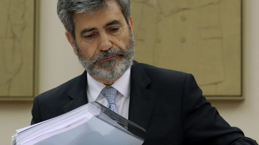Lesmes a PdeCAT: La soñada Bélgica tiene 50% más condenas que España por DDHH