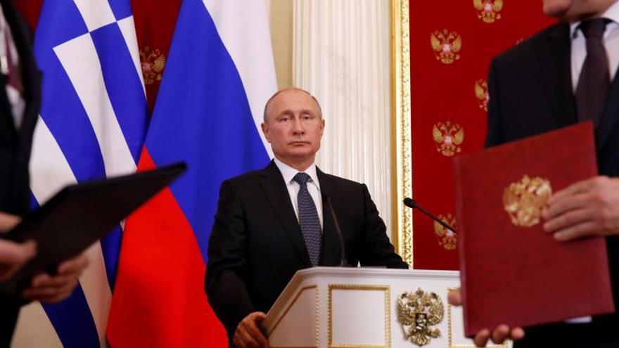 Putin pide a Netanyahu garantizar la estabilidad en su operación contra los túneles