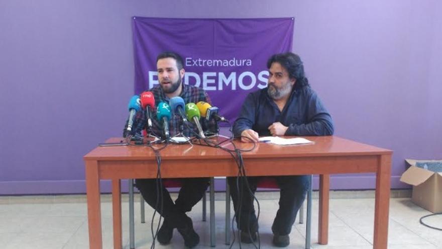 Daniel Hierro, Podemos