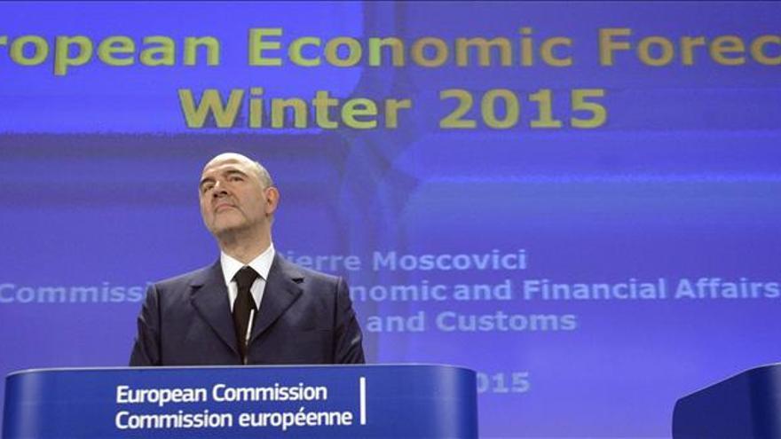 La CE eleva al 2,3 % su previsión de crecimiento de España para este año