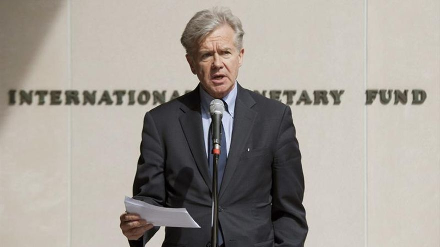 El FMI aplaude la decisión del BCE de prorrogar su plan de compra de deuda