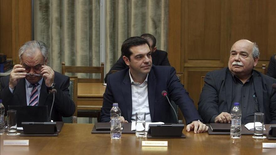 El Gobierno griego logra aceptación tras una semana de anuncios y choques con Europa
