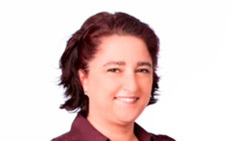 Olga Hervás, alcaldesa de Espartinas