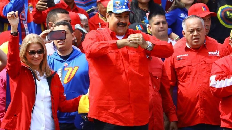 """Maduro responde al ultimátum: """"Es como si yo obligara a la UE a reconocer la república de Cataluña"""""""