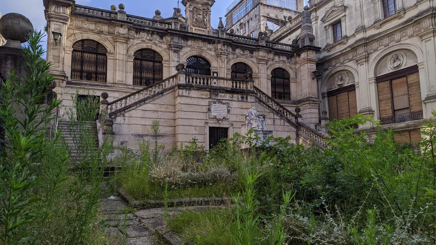 El PSOE denuncia que el parón de la Biblioteca Municipal acarrea el cuarto modificado de obra esta legislatura