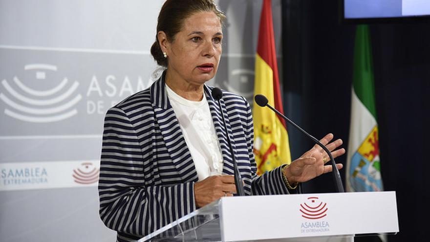 Pilar Blanco-Morales Hacienda Administracion Publica Extremadura