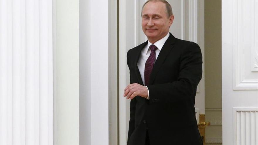 Putin culpa a la injerencia occidental del surgimiento del Estado Islámico