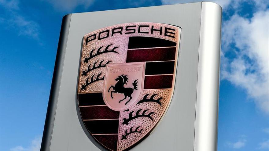 Porsche sube las ventas un 4 % en los nueve primeros meses del año