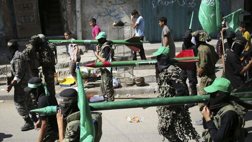 Un grupo salafista que opera en Gaza y Sinaí se atribuye el lanzamiento de cohetes