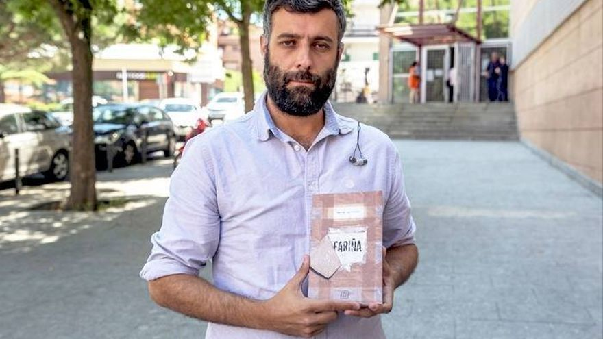 Nacho Carretero, periodista y autor de 'Fariña'