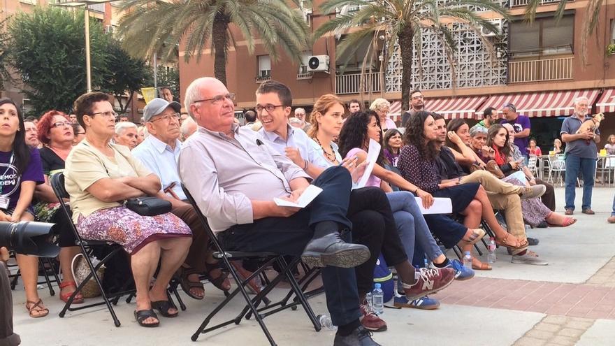"""Errejón acusa a los socialistas de ser """"dos veces traidores"""" a Cataluña y a España"""
