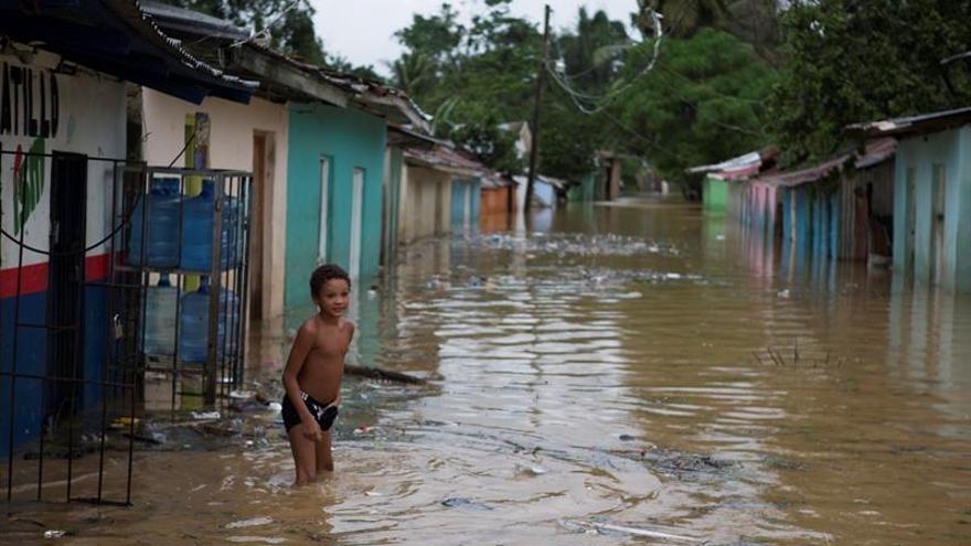 Haití declara la alerta en el norte del país ante la proximidad del huracán María