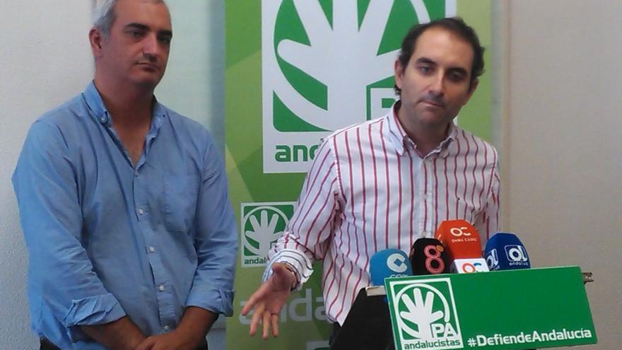 Partido Andalucista.