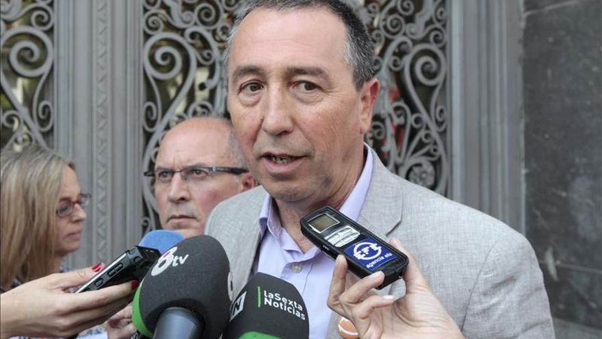 """Baldoví, """"abochornado"""" por la actitud de PP con las víctimas de Metrovalencia"""