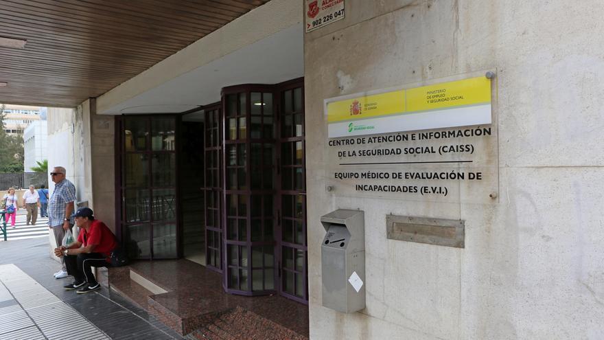 (Imagen de archivo) Centro de Atención e Información de la Seguridad Social de Las Palmas.