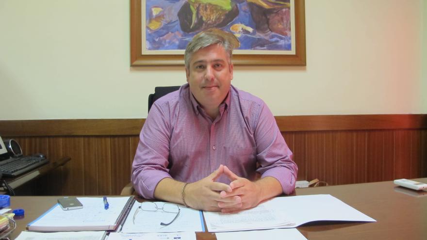 Jorge González es consejero de Infraestructura y Nuevas Tecnologías.