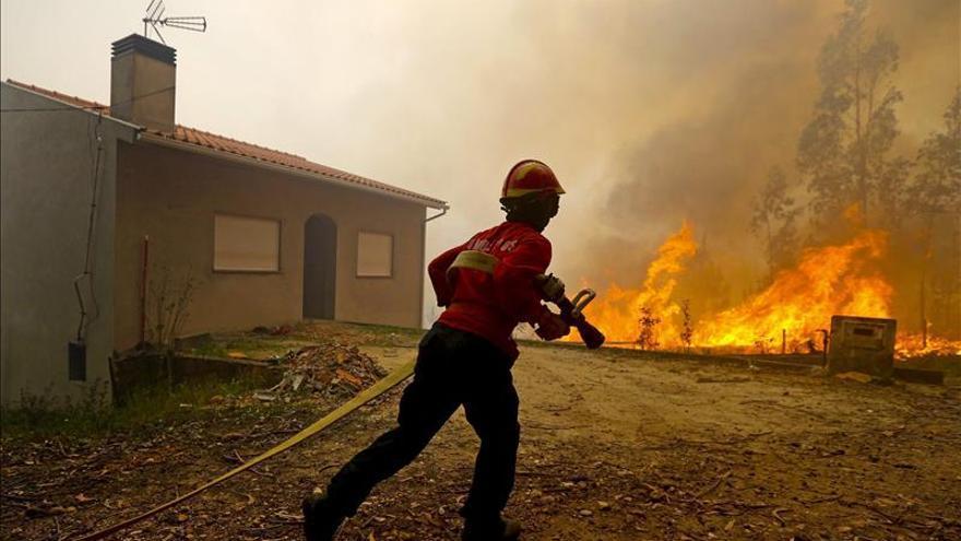 Portugal sufrió en los últimos años un tercio de los incendios de Europa