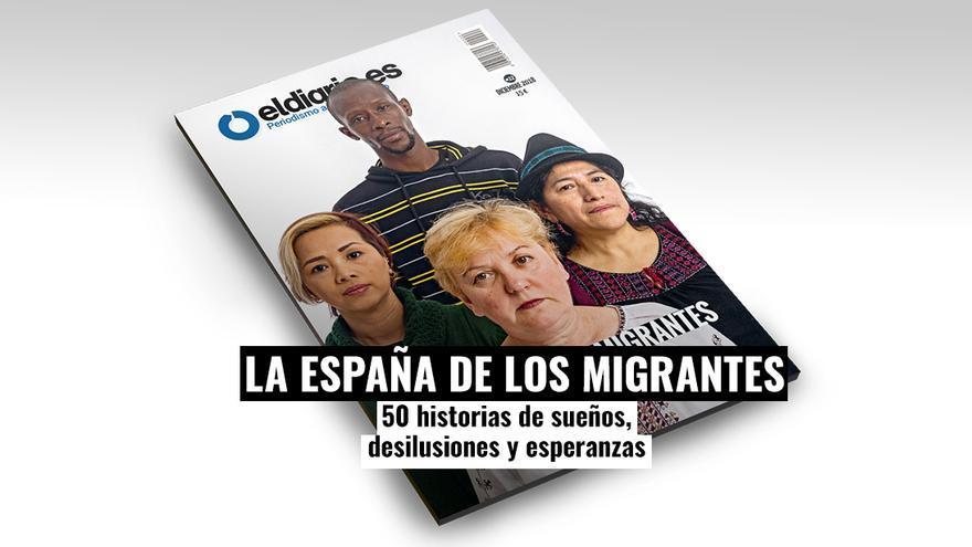 Portada de la revista nº 22 de eldiario.es