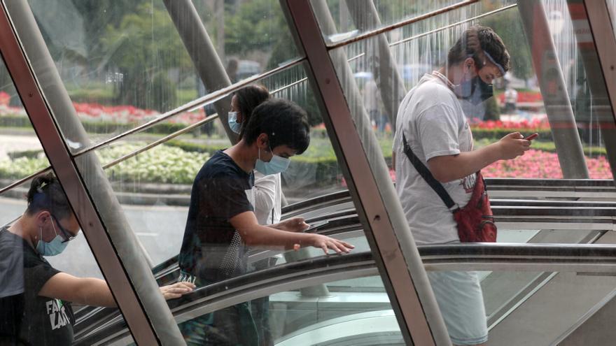 510 nuevos casos en Euskadi de covid, que causa 3 muertes en una semana