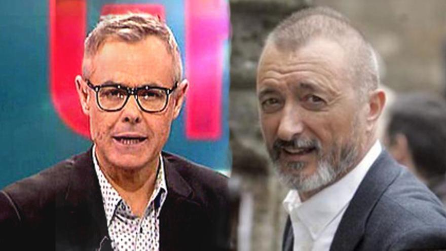 "Jordi González critica de nuevo a Reverte: ""No tiene ni p... idea de TV"""