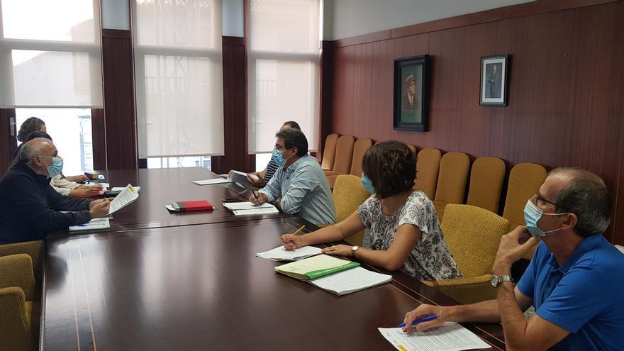 La colaboración entre el Cabildo y el CSIC impulsa la agricultura sostenible y la valoración de los frutales de la Isla