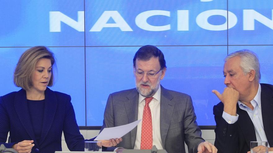 El PSOE pide citar como testigos a Arenas, Acebes, Cascos y Cospedal, pero no a Rajoy