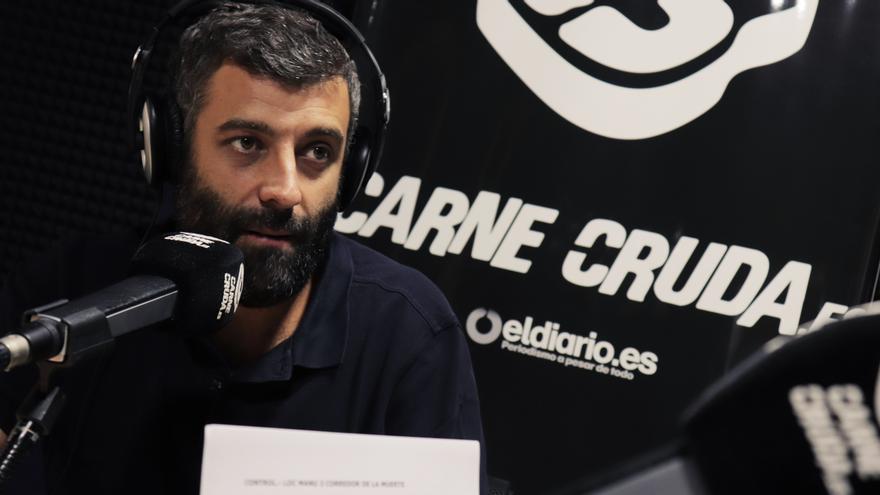 Nacho Carretero en Carne Cruda - Álvaro Vega