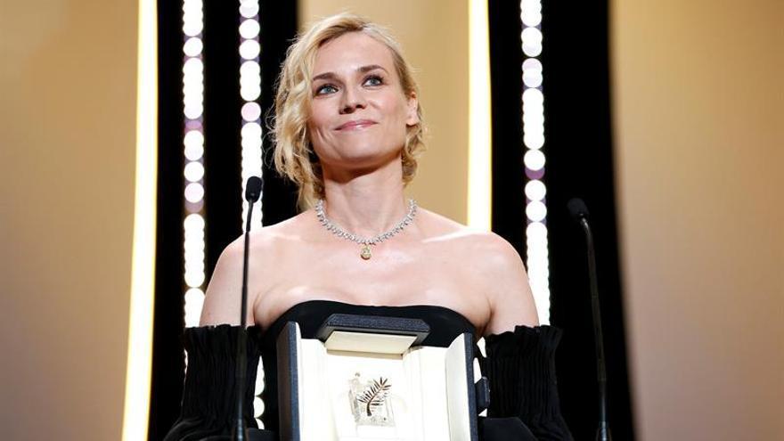 """Palma de Oro de Cannes para """"The Square"""" y premios a Kruger y Phoenix"""