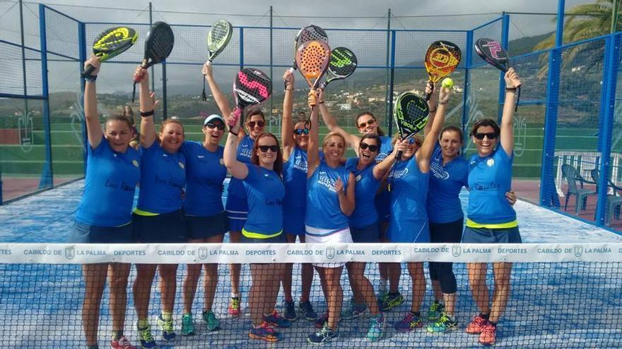 Club de Tenis La Palma.
