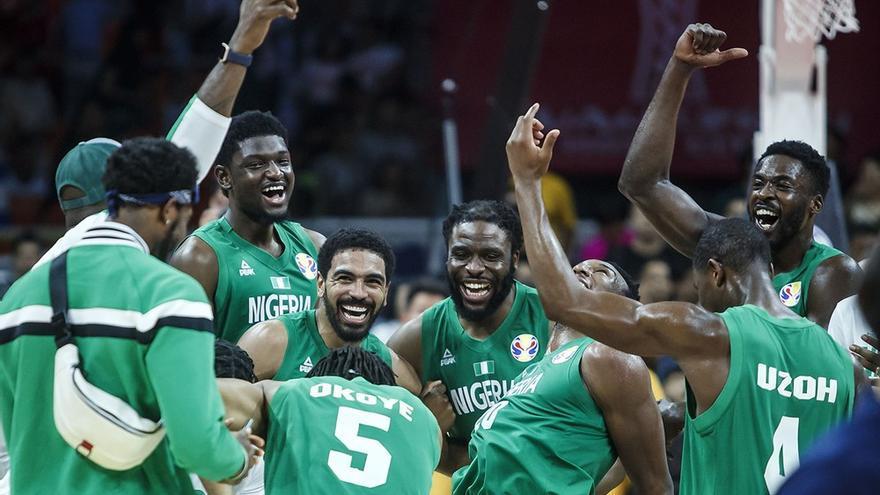 Nigeria celebra el pase a los Juegos Olímpicos