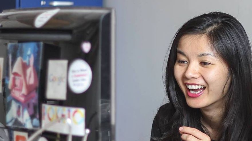 Jean Yang se encuentra en la lista de jóvenes innovadores menores de 35 años de 'MIT Technology Review'