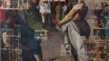 Una exposición del Museo del Greco revela cómo se restauró 'Pentecostés' de Herrera el Viejo