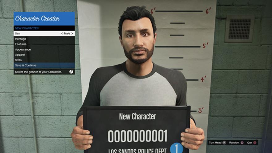 Gta online da problemas para transferir personajes de la for Cuarto personaje gta 5