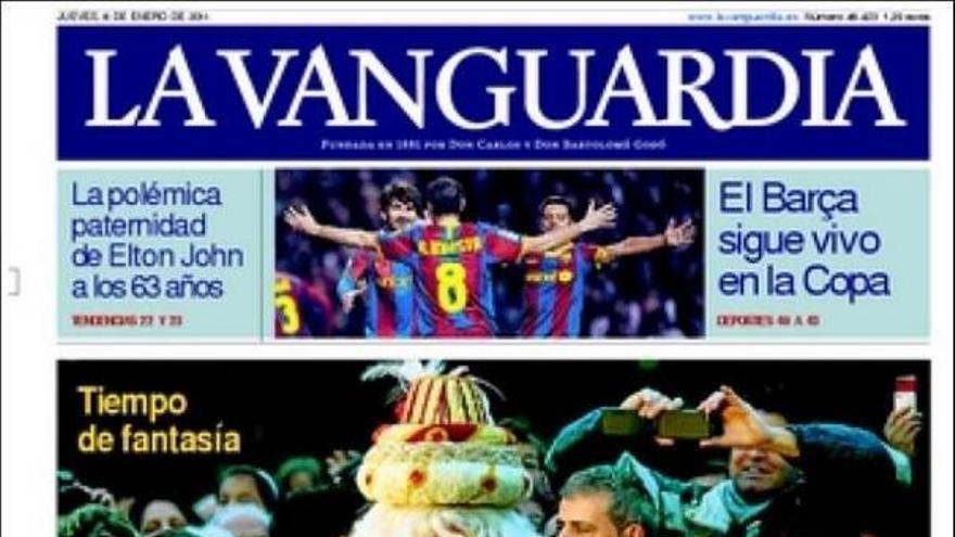 De las portadas del día (06/01/2011) #11