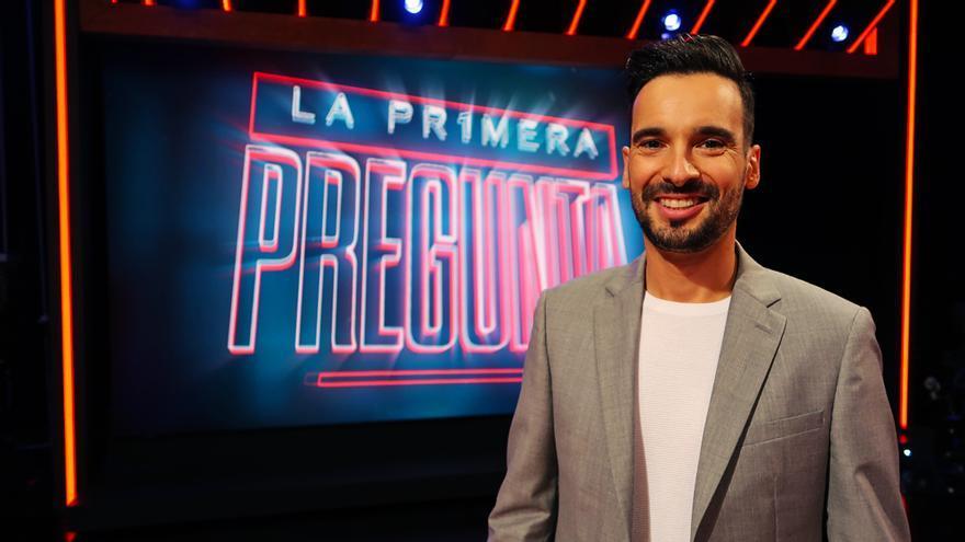 Lluís Guilera en 'La pr1mera pregunta'