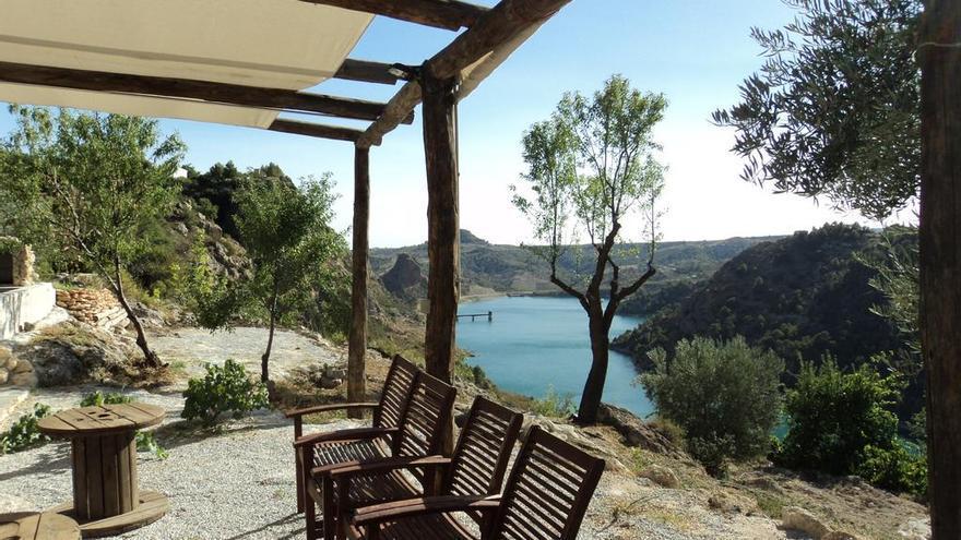 Miravella, una de las casas rurales mejor valoradas en Booking por sus usuarios.