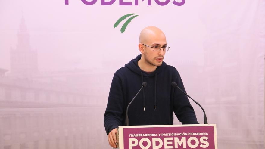 """Podemos exige a Junta """"contundencia"""" ante imputaciones en Medio Ambiente por la contratación de medios aéreos de Infoca"""