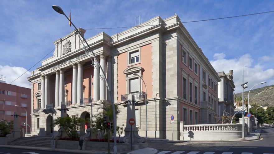 Subdelegación del Gobierno en Santa Cruz de Tenerife.
