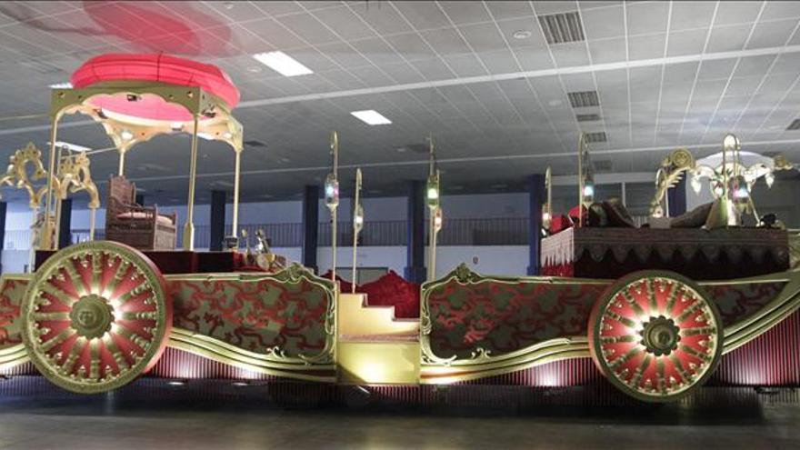 La magia e ilusión de los Reyes, lista para recorrer los municipios de Madrid