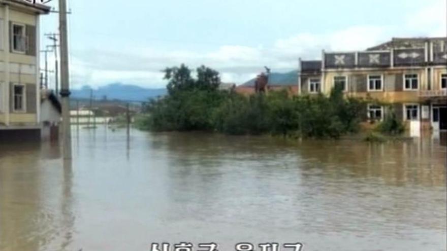 Corea del Sur descarta ayudar a Corea del Norte tras las graves inundaciones