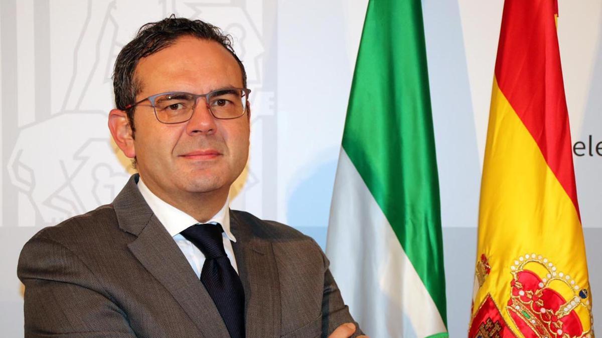 El delegado de Medio Ambiente de la Junta en Córdoba, Giuseppe Aloisio.